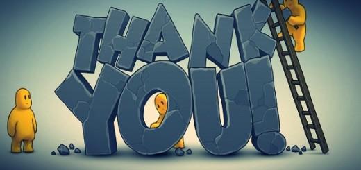 Teşekkür Sözleri