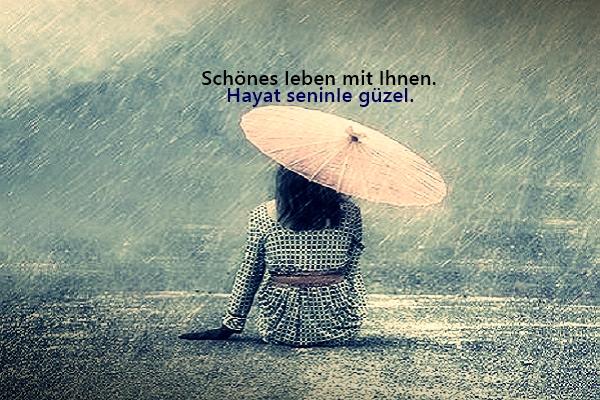 Almanca Aşk Sözleri Pek Güzel Sözler