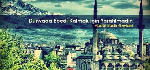 Abdül Kadir Geylani
