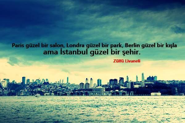 İstanbul'un Kurtuluşu İle İlgili Sözler