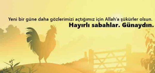 Dini Günaydın Mesajları, İslami Günaydın Mesajları