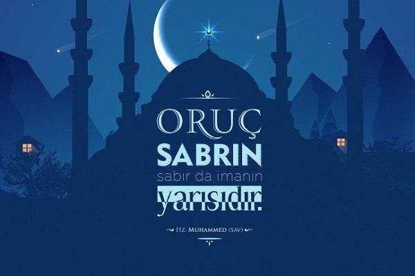 Ramazan İle İlgili Güzel Sözler