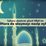 Sahur Duası