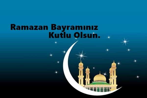 Ramazan Bayramı Resimli Kutlama Kartları