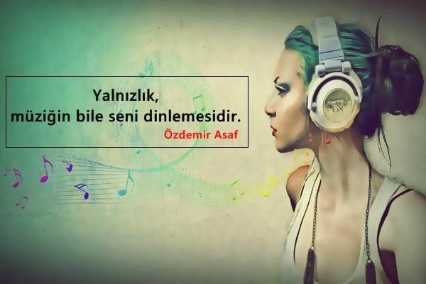 Müzik İle İlgili Sözler