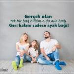 Aile İle İlgili Sözler