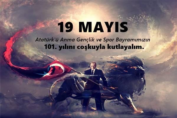 En Güzel 19 Mayıs Kutlama Mesajları