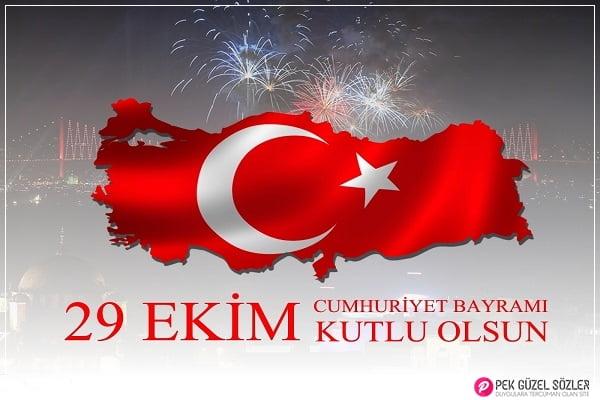 29 Ekim Cumhuriyet Bayramı Mesajları