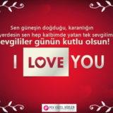 14 Şubat Sevgililer Günü İle İlgili Mesajlar