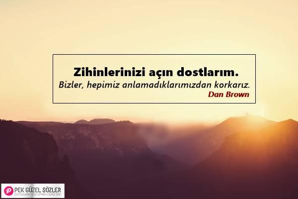 Dan Brown Sözleri