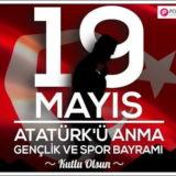19 Mayıs Resimli Kutlama Mesajları