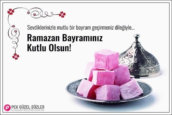 2021 Ramazan Bayramı Mesajları
