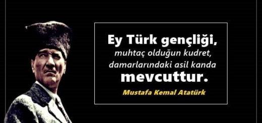 Atatürk'ün 19 Mayıs Sözleri