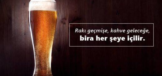 Bira İle İlgili Sözler