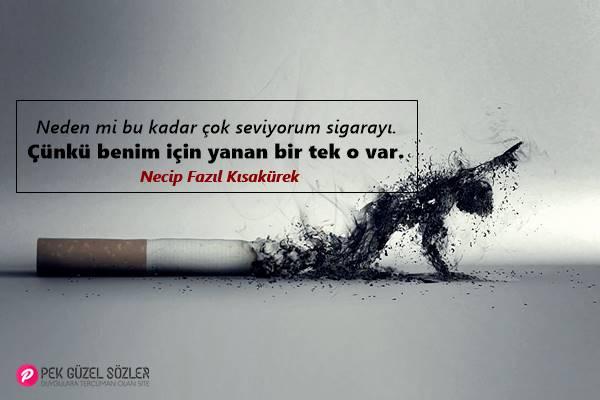 Sigara İle İlgili Sözler