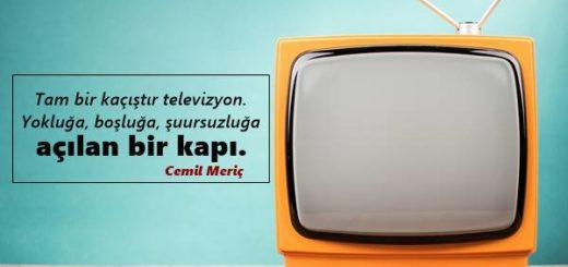 Televizyon İle İlgili Sözler
